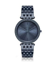 Michael Kors watch darcy navy 2015 totally in ❤