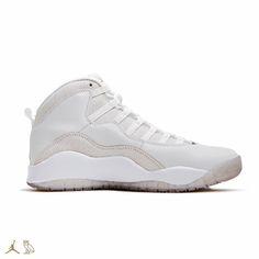 "Air Jordan 10 ""OVO"" White"