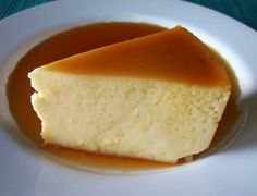 Classic flan (egg custard with caramel sauce) recipe *The Best Mexican Dessert next to Tres Leches Cake* -side note.instead of making the caramel sauce, maple syrup is quick and easy and no risk of burning AND you can barely tell the difference Just Desserts, Delicious Desserts, Yummy Food, Mexican Food Recipes, Sweet Recipes, Mousse, Dessert Crepes, Enchiladas, Panna Cotta
