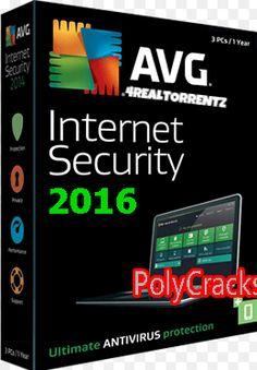 AVG Internet Security 2016 Serial key