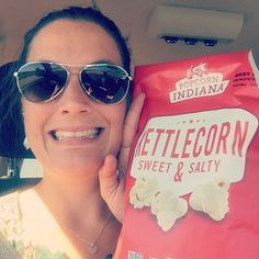 Kettlecorn makes us happy, too, @marysena. Thanks for sharing! #regram