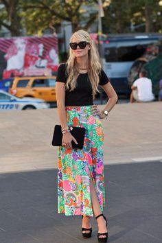 Neon Fashion : theBERRY