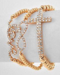 LOVE CROSS INFINITY Stacked Bracelets (Gold) null,http://www.amazon.com/dp/B00CY4YZTC/ref=cm_sw_r_pi_dp_DYRNrbEC6C9D4CB5