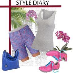 "Very feminine outfit. Henry&Magda ""Nappa Shok"" ladies golf/street shoe! Lori's Golf Shoppe (@lorisgolfshoppe)"