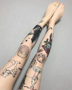 33 Super Ideas for tattoo ideas female leg calves Dope Tattoos, Mini Tattoos, Body Art Tattoos, Small Tattoos, Sleeve Tattoos, Flame Tattoos, Tatoos, Piercing Tattoo, Rebellen Tattoo