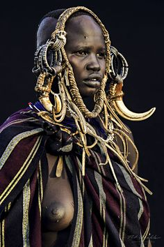 Photograph Mursi by Pit Buehler on 500px