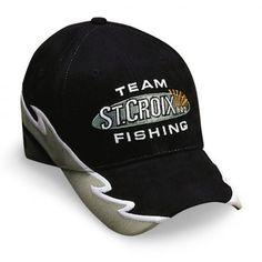 Oryginalne czapki wędkarskie St. Croix - idealny prezent dla każdego miłośnika wędkarstwa. #wędkarstwo #stcroix #pomysłnaprezent #czapka