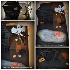 halloweencard lillefashion.by.lise