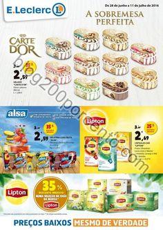 Novo Folheto E-LECLERC Extra Promoções até 11 julho - http://parapoupar.com/novo-folheto-e-leclerc-extra-promocoes-ate-11-julho/