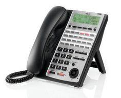 SL1100 24 Button Full-Duplex IP Tel (BK)