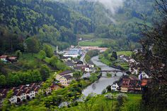 St. Ursanne, Germany
