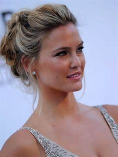 Image detail for -... Woman – Beautiful Messy Updos | Updos for medium length hair