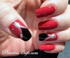 little red riding hood nail art - Google zoeken