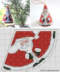 Brilliant Cross Stitch Embroidery Tips Ideas. Mesmerizing Cross Stitch Embroidery Tips Ideas. Xmas Cross Stitch, Cross Stitch Christmas Ornaments, Christmas Embroidery, Christmas Cross, Cross Stitch Charts, Cross Stitch Designs, Cross Stitching, Cross Stitch Embroidery, Embroidery Patterns