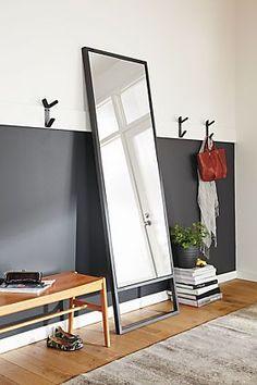 Soho Leaning Mirror   Room & Board