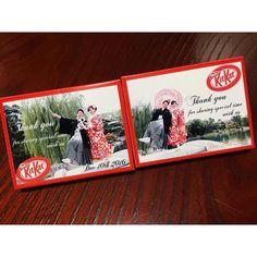オリジナルパッケージが作れるお菓子まとめ|結婚式プチギフト | marry[マリー]