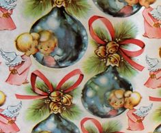 1950's wrapping paper - Pesquisa Google