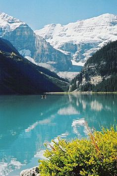 Lake Louise. Alberta, Canada