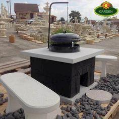 Modern kerti grill bogrács a gyártótól.. www.kerti-aruda.hu