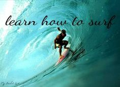 Surf is life!