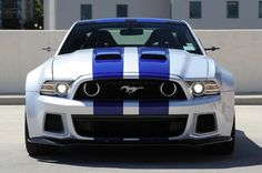 Need for Speed Shelby GT500 Hero Car Unveiled [Photo Gallery]