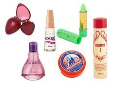 Produtos de beleza que eram sua obsessão nos anos 1990