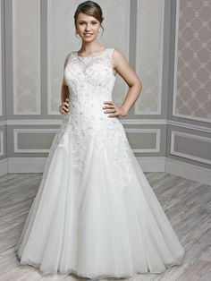 Style * 3380 * » Bridal Gowns, Wedding Dresses » Femme 2015 Collection » by Kenneth Winston (Private Label By G) » Available Colours: Ivory, White