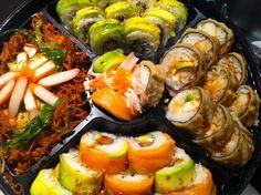 Delivery que puedes pedir en Taka Sushi @sushitaka vía @TAKADELIVERY