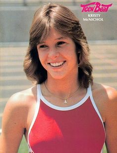 In the ' 70s and ' 80s, Kristy McNichol was one of the most popular actresses of her generation, starring in movies like Little Darlings and TV shows like Family and Empty Nest. Description from pinterest.com. I searched for this on bing.com/images