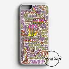 One Direction Harry Styles Tattoos iPhone 7 Case | casescraft
