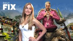 The first game, Far Cry, is a developed by Crytek Studios in Germany and published by Ubisoft on March 23, 2004 for Microsoft Windows.