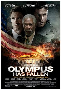 Olympus Has Fallen Well they are not going to win any awards for best special effects that is for sure. Although Morgan Freeman may now be my favorite actor.