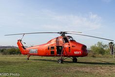 """Summit Helicopters """"Screaming Mimi"""" Sikorsky S-58DT N9VY 