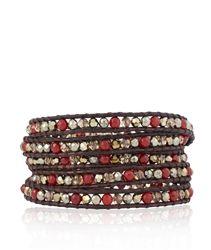 5 wrap bracelets