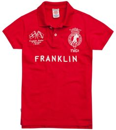 2013 - MAN Fall Winter COLLECTION. A polo shirt dedicated to the sport of rugby. #franklinandmarshall, #americancollegestyle.