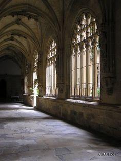 Monasterio de San Salvador, Oña, Burgos