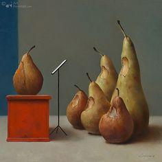 Gemengd koor | Marius van Dokkum - Art Revisited