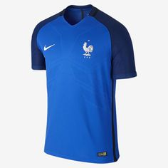 b4dab808 Nike z. zidane france vapor match authentic home jersey euro 2016 player  version