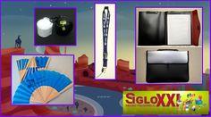 Regalo publicitario - Regalos promocionales y de empresa #abanico #lanyards, empresa especializada en los #regaloempresa y en la personalización de #regalospromocionales y #merchandising  www.siglo21publicidad.com