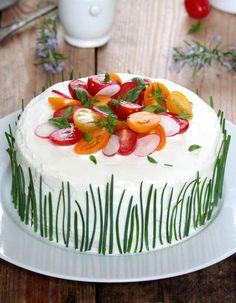 Sandwich cake : connaissez-vous la nouvelle tendance du sandwich cake ? - Elle à Table
