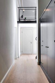 Appartement scandinave et design à Stockholm