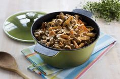 Sunne og varmende gryteretter - Vektklubb Healthy Comfort Food, Food Inspiration, Dog Food Recipes, Macaroni And Cheese, Cereal, Frisk, Snacks, Dinner, Dessert