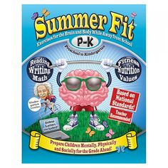 Summer Fit Workbooks