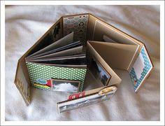 Mini-albums - Scrap et Photos de Laure Lemaur-Auziere