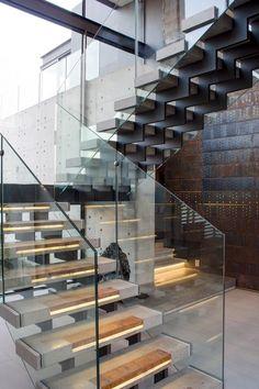 House Boz by Nico van der Meulen #Architects