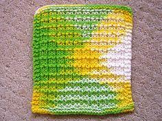 waffle stitch cloth