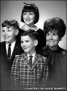 Warren Buffet family