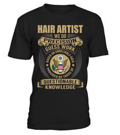 Hair Artist - We Do Precision Guess Work