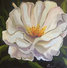 A personal favorite from my Etsy shop https://www.etsy.com/listing/469063774/everlasting-rose-24-x-24-fine-art-oil