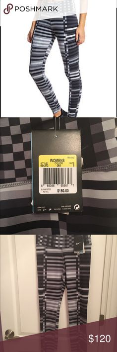Nike Legendary Leggings patterned new grey size s New with tags! Retails at 150$!                           Tags --- ; zumiez; miss me; buckle; victoria's secret, PINK, vintage;  converse; vans; lululemon; nike; louis vuitton; michael kors; lularoe; adidas; supreme Hollister American eagle cute clothes style fashion run running sport sports Kate spade Calvin Klein coach purse shoes Nike Pants Leggings